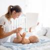Pelenkacsere: miért sír, mocorog a baba?
